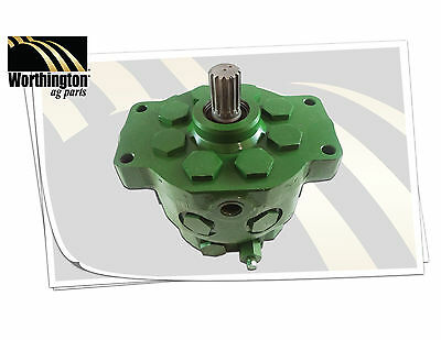 Ar94660 Reman Tractor Hydraulic Pump Price Includes 200 Core Charge John Deere