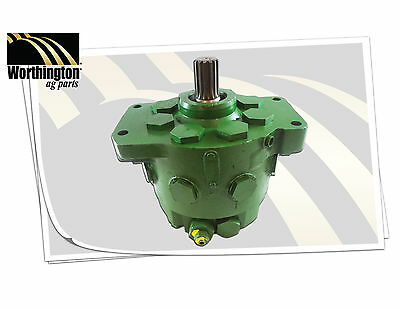 Ar97872 Reman Tractor Hydraulic Pump Price Includes 200 Core Charge John Deere