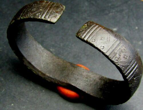 Ancient Bronze VIKING Bracelet.(H1)