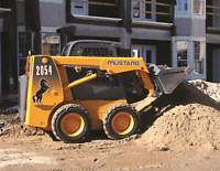Bobcat Services - Airdrie and area