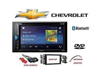 2006-2015 CHEVROLET TAHOE SILVERADO SUBURBAN Stereo TOUCHSCREEN BLUETOOTH DVD