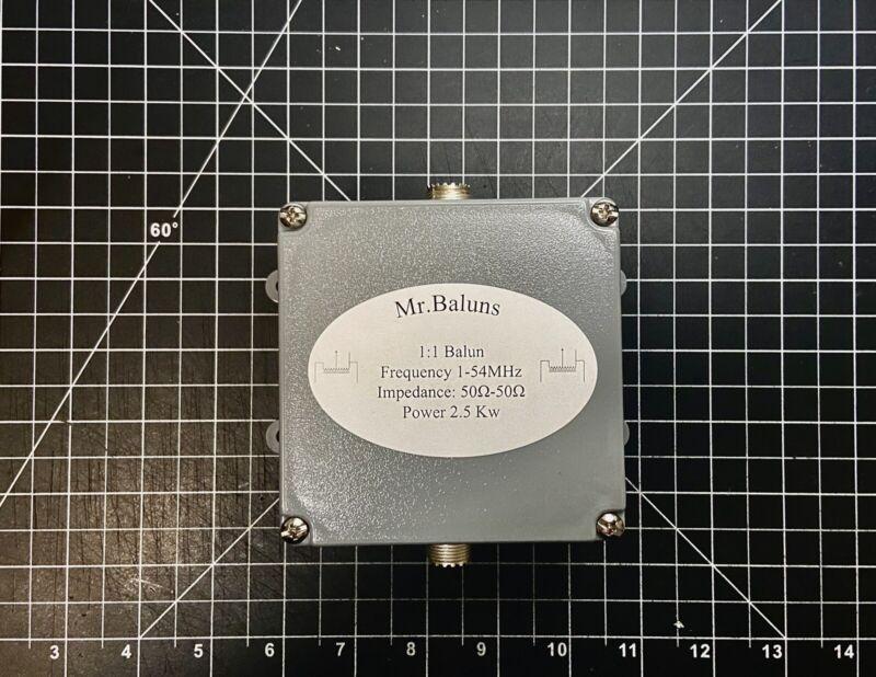 1:1 Balun or Hex-beam antenna Balun.