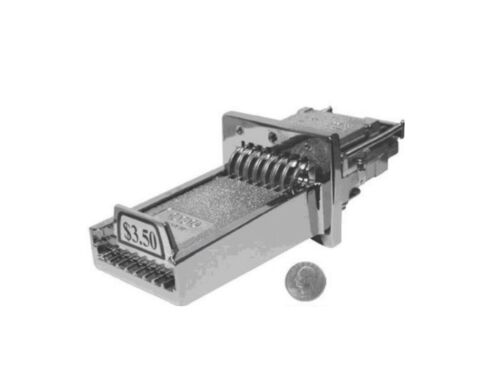 ESD V14 Coin Slide / Coin Chute - Up to $3.50 Per Push - Simliar to Greenwald V7