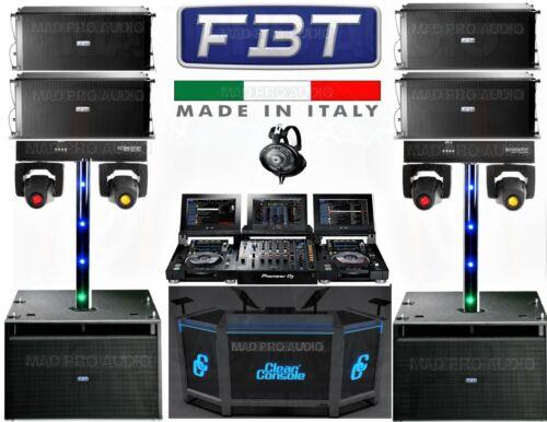 CLUB DJ SYSTEM HUGE WEDDING SYSTEM FOR HIGH END CLIENTS AND GUEST CELEBRITITES