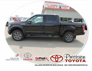 2015 Ford F-150 XLT Local One Owner, FX4, Heated Seats, Bluet...
