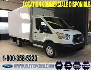 FORD T-250 2018, 3.2L DIESEL, CUBE 12 PIEDS