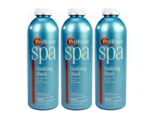 3 ProTeam Spa Shock Oxidizing Spa Shock 2.2 lbs - Free Shipping