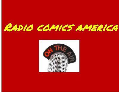 Radio Comics America