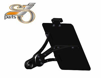 Harley Davidson Street Night V - Rod License Plate Holder Side + Lighting