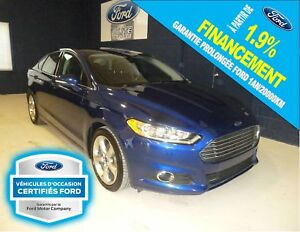 Ford Fusion se 2.0 LITRES ECOBOOST