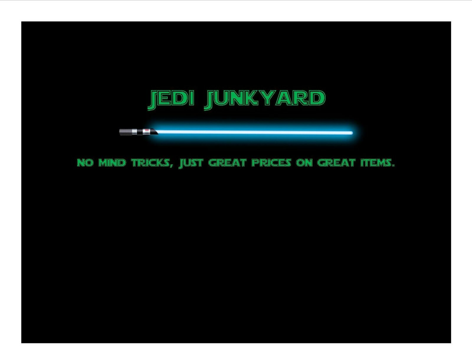 Jedi Junkyard