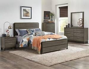 SUMMER SALE!!!!! Vestavia Queen/ King Bed Frame ( Suite Available )