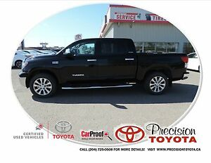 2013 Toyota Tundra Platinum 5.7L V8 Local One Owner, Leather,...