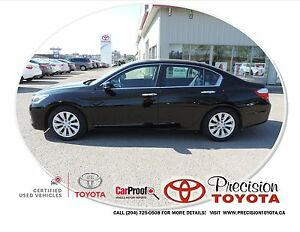 2013 Honda Accord EX-L Local One Owner, New Tires, Leather, H...