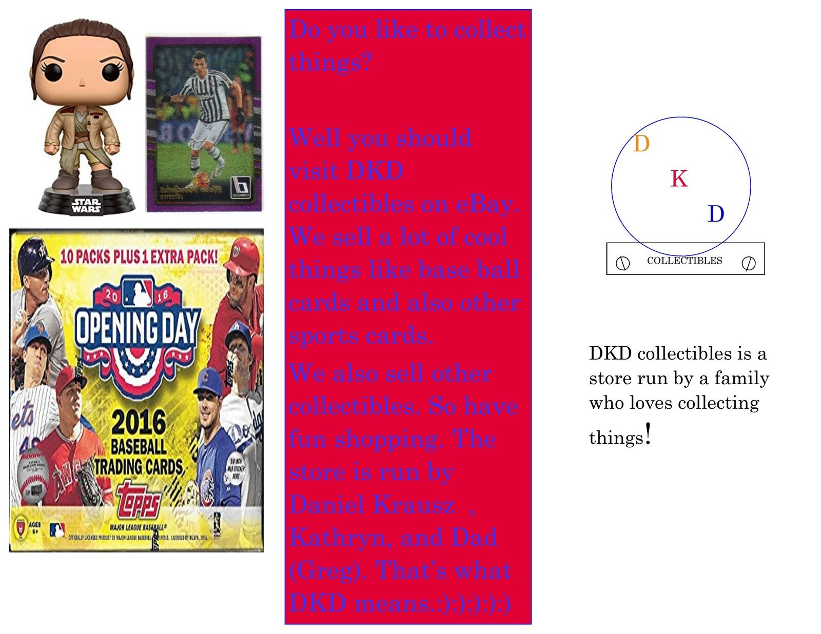 DKD Collectibles