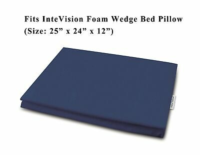 InteVision 400 Thread Count, 100% Egyptian Cotton Bed Wedge