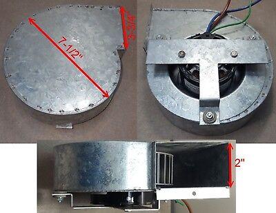 Kooltronic Centrifugalblower 115v Ball Bearing Motor Mod Jb2c037nkv10367160hp