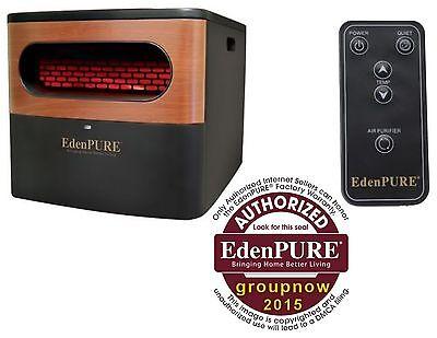 2016 BRAND NEW EdenPURE GEN 2 Infrared Heater 5000 BTU Heats1000 square feet