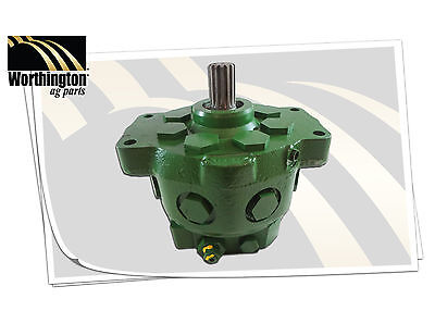 Re20839 Tractor Reman Hydraulic Pump Price Includes 200 Core Charge John Deere
