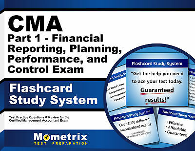 Cma Part 1   Financial Planning  Performance And Control Exam Flashcard System