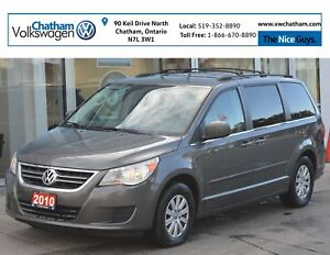 2010 Volkswagen Routan Heated Seats Backup Camera Touch Screen