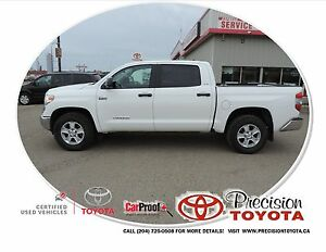 2015 Toyota Tundra SR5 5.7L V8 Local One Owner, Accident Free...