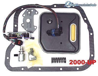 Gas Solenoid Kit - Dodge Truck Complete Transmission Solenoid Upgrade Kit 5.9L Gas & Diesel 2000 UP