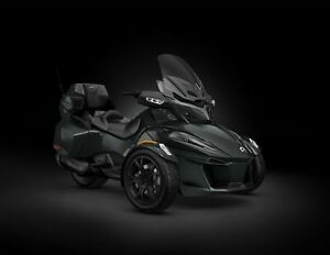 2019 Can-Am Spyder  RT  Limited  SE6 Dark