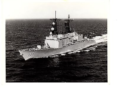 USS Kidd DDG-993 Washington Ship Photo Original 8x10 1982