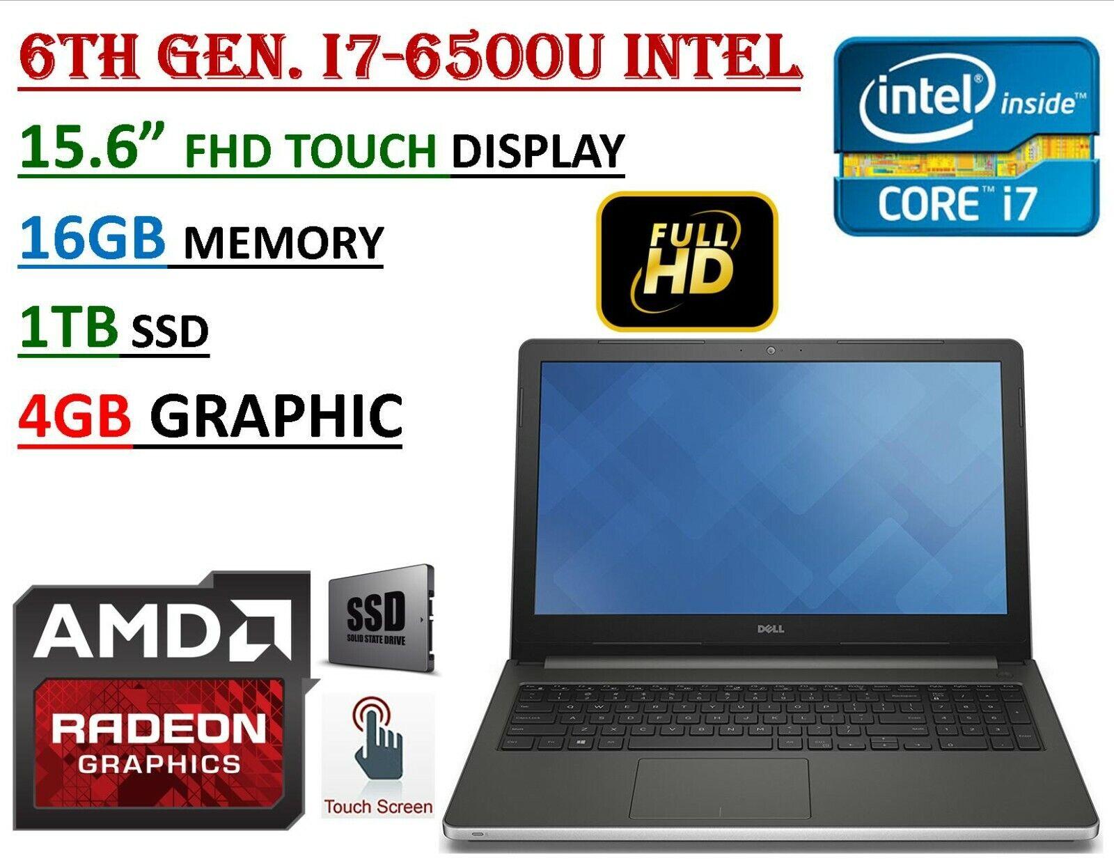 Asus 2-in-1 FHD Touch 15.6 Intel i5-8250U Quad 8GB 2TB+8GB S