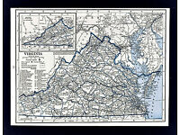 US CONFEDERATE STATES 1862 FL MAP Arcadia Atlantic Beach Auburndale Aventura XL