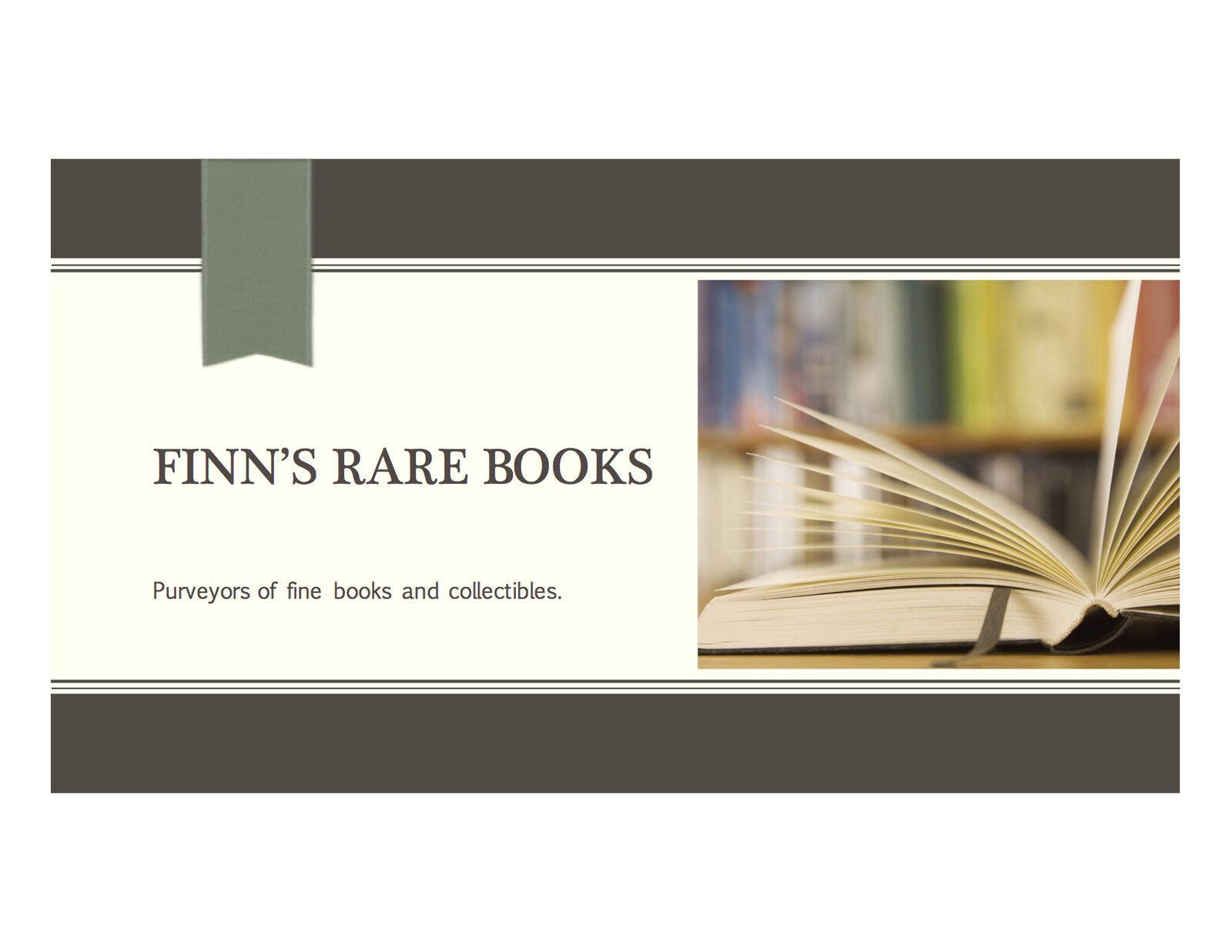 Finn's Rare Books
