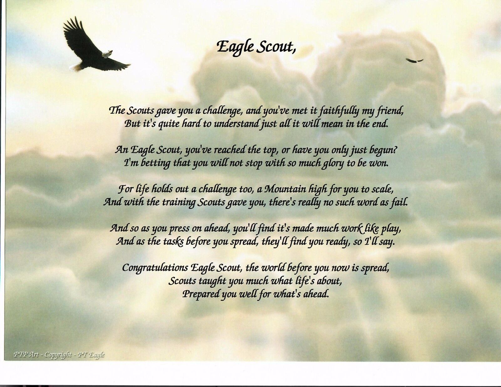 A SOLDIER/'S SAILOR/'S Prayer//Poem Personalized Print**EVERY BRANCH OF MILITARY **