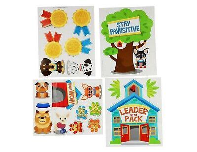 Classroom Door Decoration Bulletin Board Decor Kit 20p Dog Positivity Theme NIP - Classroom Decoration Themes