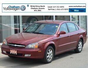 2004 Chevrolet Epica -