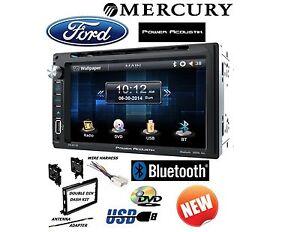 04-16 Ford F 150/250/350 Bluetooth touchscreen DVD CD USB AUX CAR RADIO STEREO