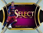 Panini Select Soccer Cards