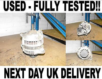 Vauxhall combo 1.7 diesel 2004-10 alternator LR1100-507 fully working tested