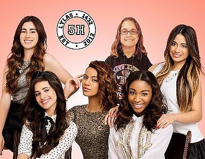 Your Picture On A Custom T Shirt With 5Th Harmony  Ally Brooke  Normani Kordei