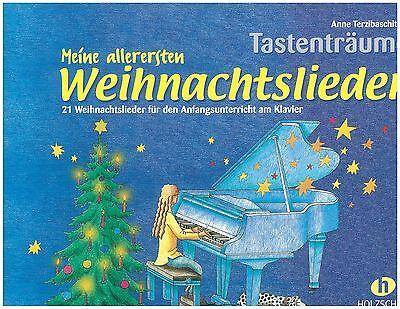 Terzibaschitsch - Tastenträume - Meine allerersten Weihnachtslieder