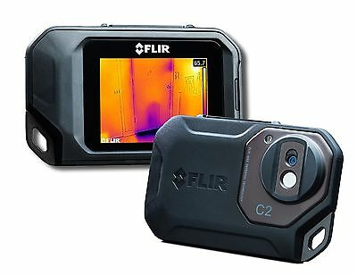 Flir C2 Pocket Size Compact Thermal Imaging Camera System With Msx