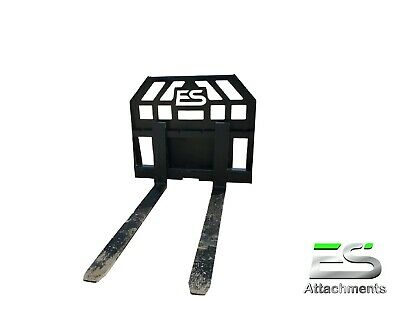 48 Toro Dingo Pallet Fork Attachment Mini Skid Ditch Witch- Local Pickup