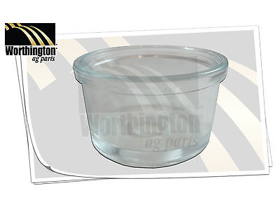 1024386m1 Miscellaneous Fuel Tank Sediment Bowl Ford New Holland Massey Ferguson