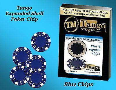 Poker chip shell