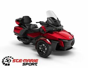 2020 Can-Am Spyder RT  Limited SE6