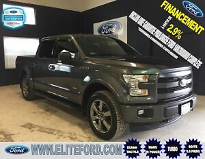 FORD F-150 2017, SCREW, SPORT, MAGS 20 POUCES, 2.7L,