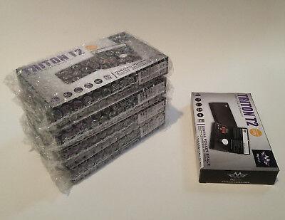 Lot Of 5 My Weigh Triton T2 400 Precision Pocket Gram Scale 400g X 0.01g Black