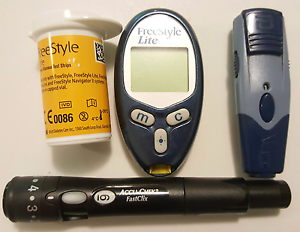 Blood glucose kit Maryland Newcastle Area Preview