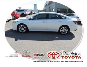 2014 Toyota Avalon Limited Local One Owner, Leather, Heated/C...