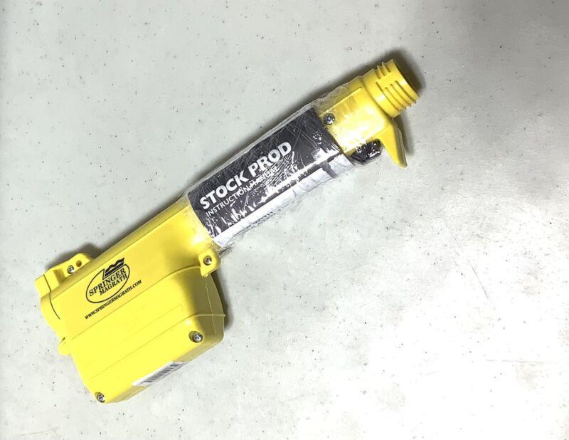 Springer Magrath 200PP Power Pak w/ Batteries Livestock Prod Handle NEW